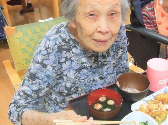 グループホーム静岡市葵区_城北のイベント食
